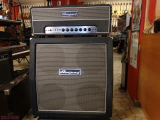 ampeg reverbrocket r50hr + cassa 412