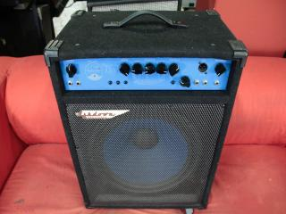 ashdown electric blue 180