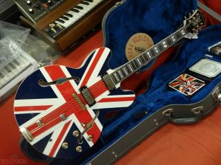 epiphone Super nova union jack