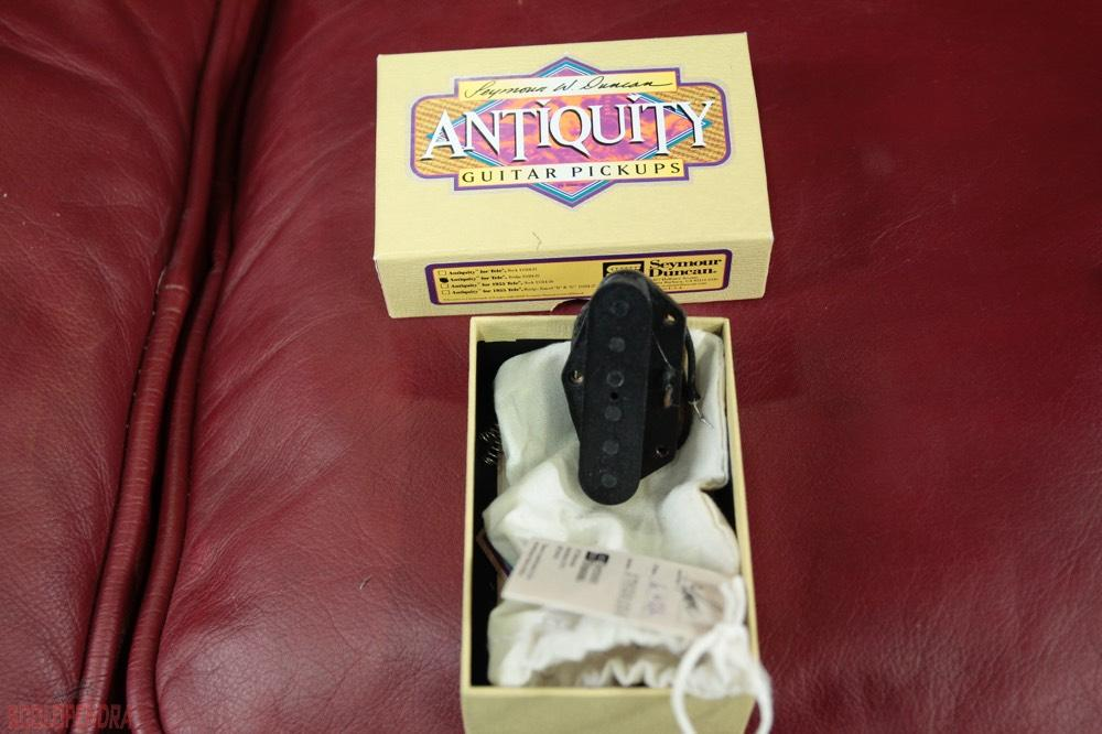 antiquity tele neck