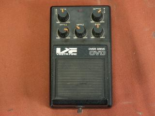 vesta fire ovd overdrive made in japan anni 80