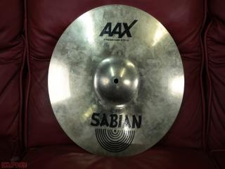 sabian aax xplosion crash 16