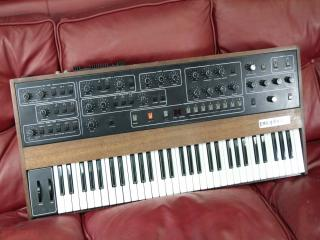 sequential circuits prophet 5 rev 3.3 120 memorie