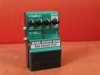 digitech bass synth wha