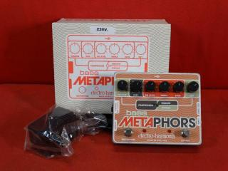 electro harmonix bass metaphors fuzz &  sustainer