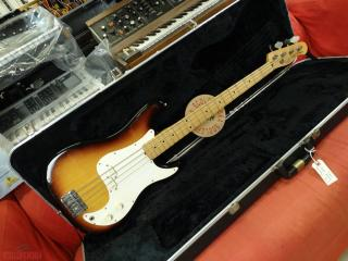 fender bullet bass deluxe made in usa 1980