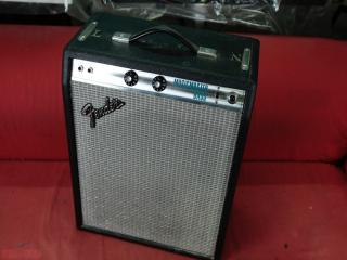 fender musicmaster silverface a
