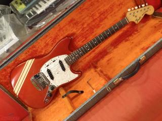 fender mustang competition  1972