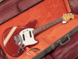 fender mustang competition 1971