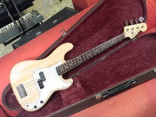 fender precision made in japan 1986