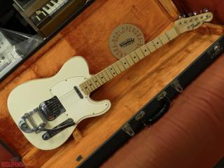 fender telecaster 1969 bigsby factory