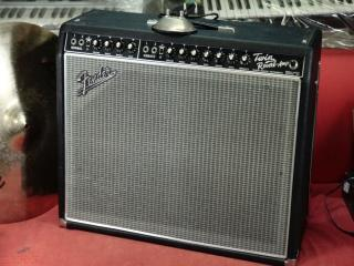 fender twin reverb black face 1967