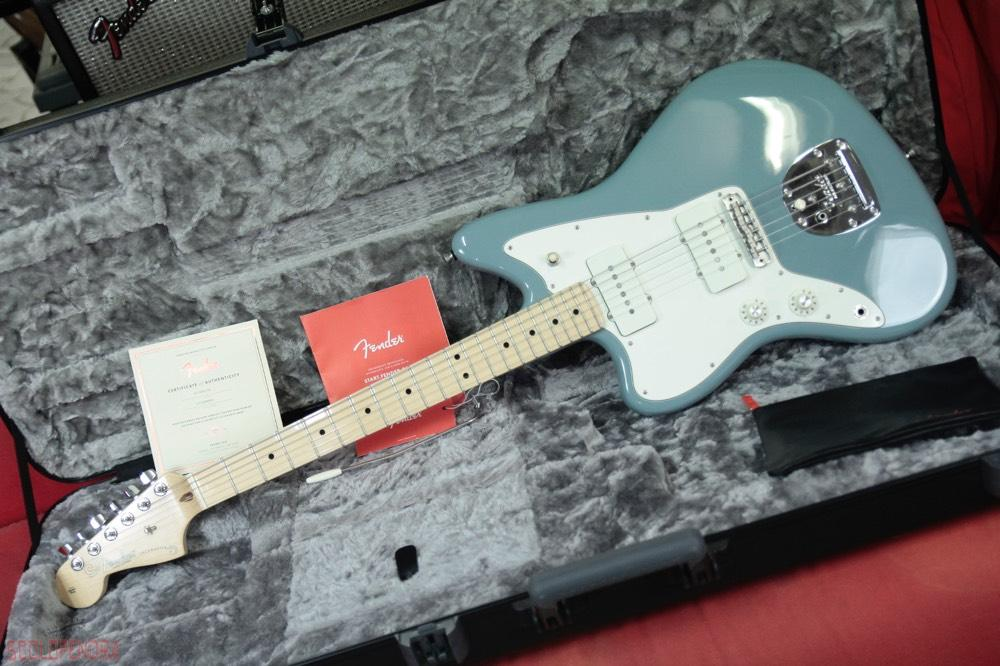 jazzmaster american professional left 2019