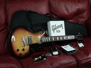 gibson les paul studio ltd piezo 2012