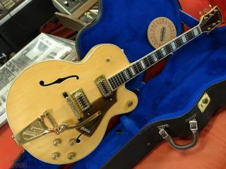 gretsch country club natural bigsby 1978