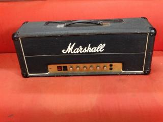 marshall super lead 100  master volume  1978