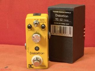 mooer distortion tc12