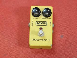 mxr distortion plus anni 80
