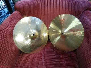 paiste 2002 sound edge hi hat 13