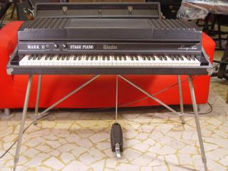 rhodes MKII mark II