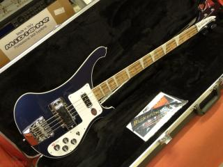 rickenbacker 4003 midnight blue