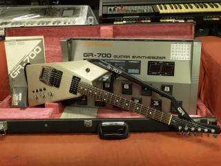 roland gr700 guitar synth