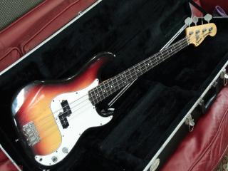 squier precision  japan sq 1984