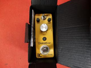 t cube distortion tc12 trinity