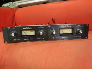 universal audio urei la 3a coppia matched 1976
