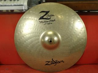 zildjian custom medium crash 19