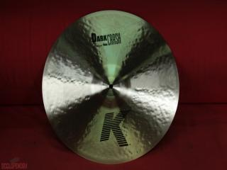 zildjian k dark crash thin 19